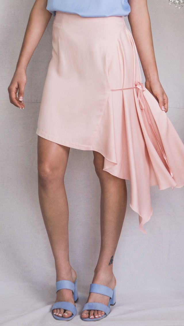 bamboo skirt, skirt, pink skirt, fashion, bamboo clothing, bamboo fashion, sustainable fashion, womens fashion, ecofashion, australian design