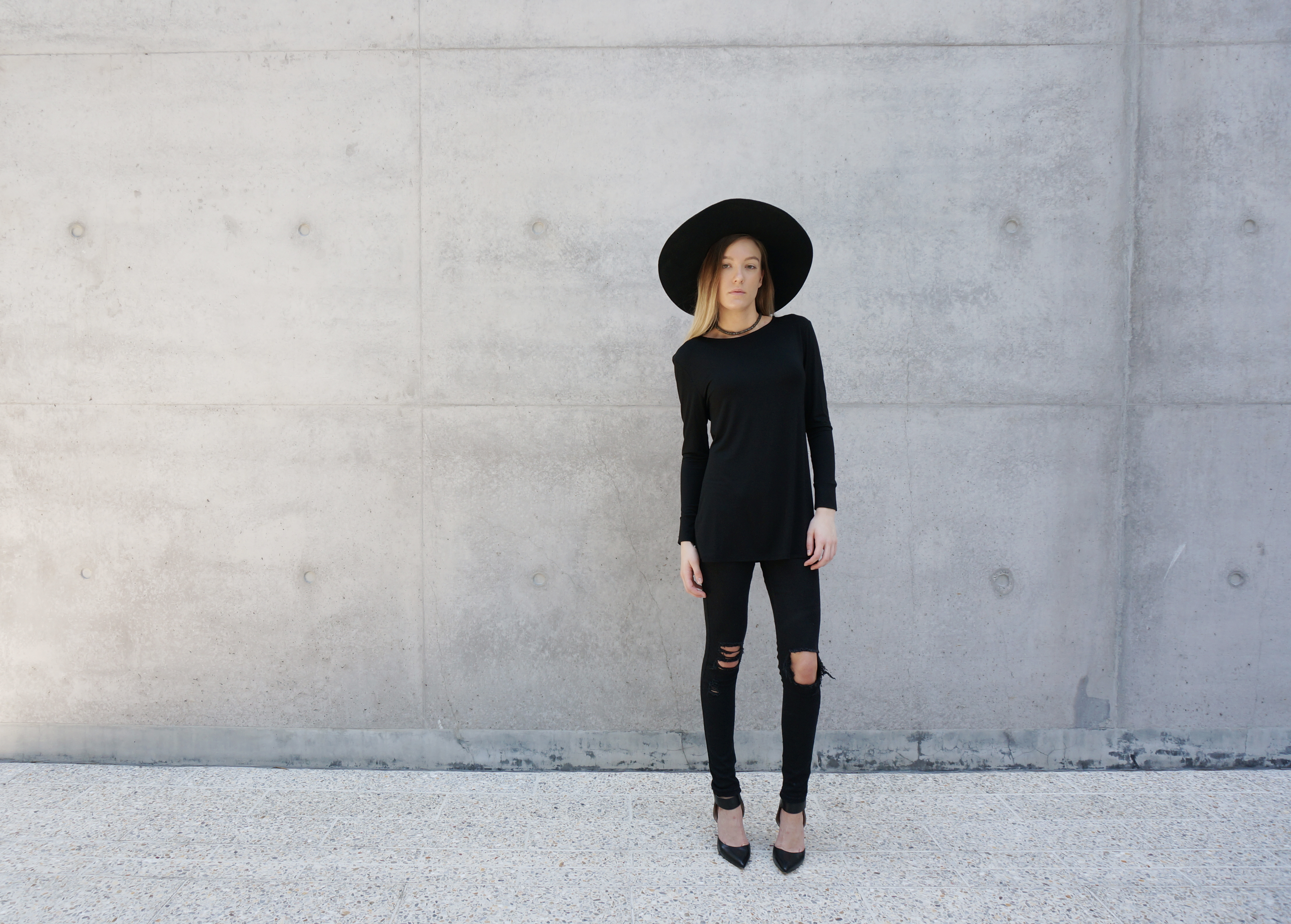 Fashion Blogger ZFB x The Great Beyond Bamboo Clothing