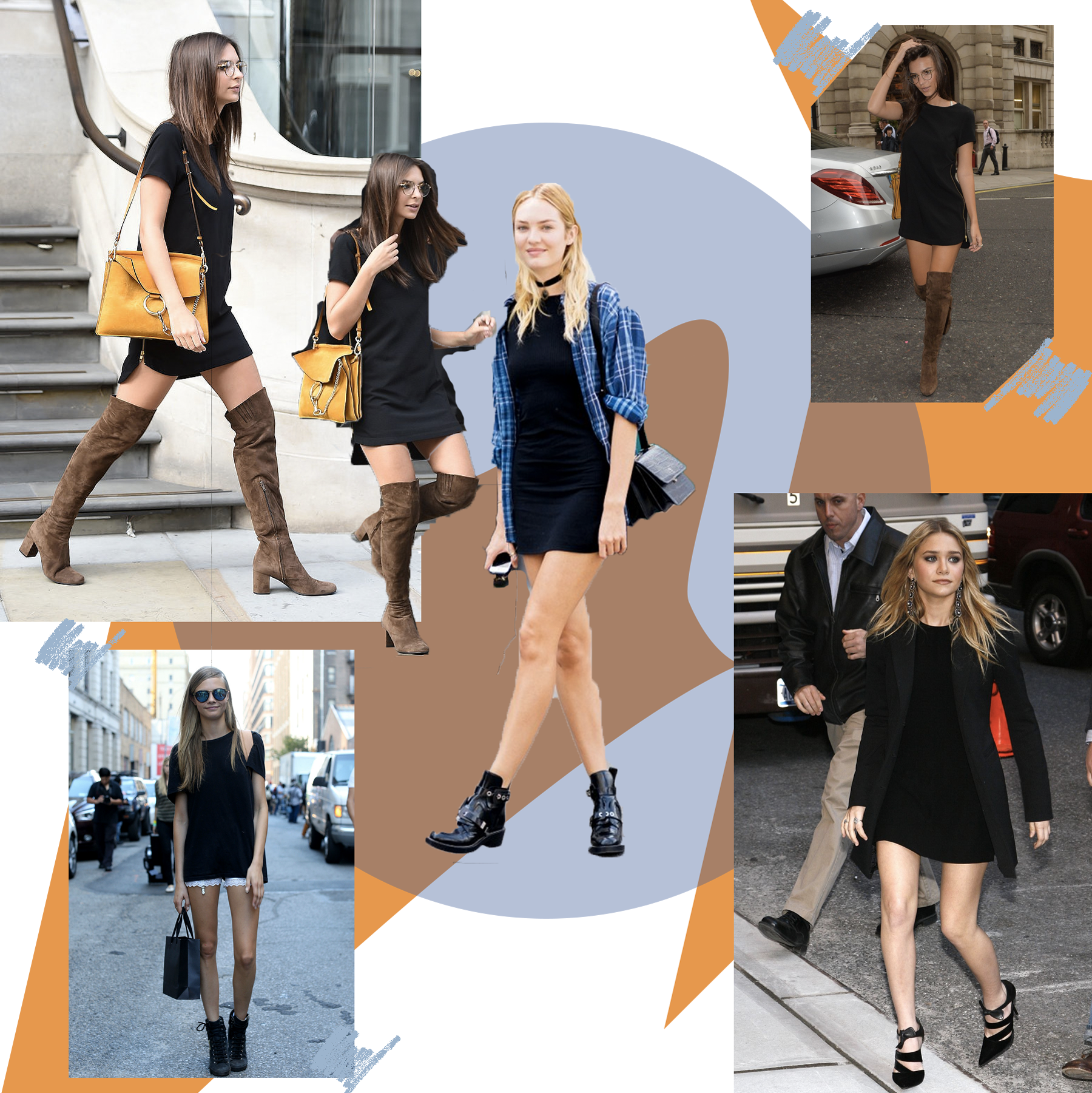 get-the-look-black-shirt-dress-the-great-beyond-cara-candice-olsen-eco-fashion
