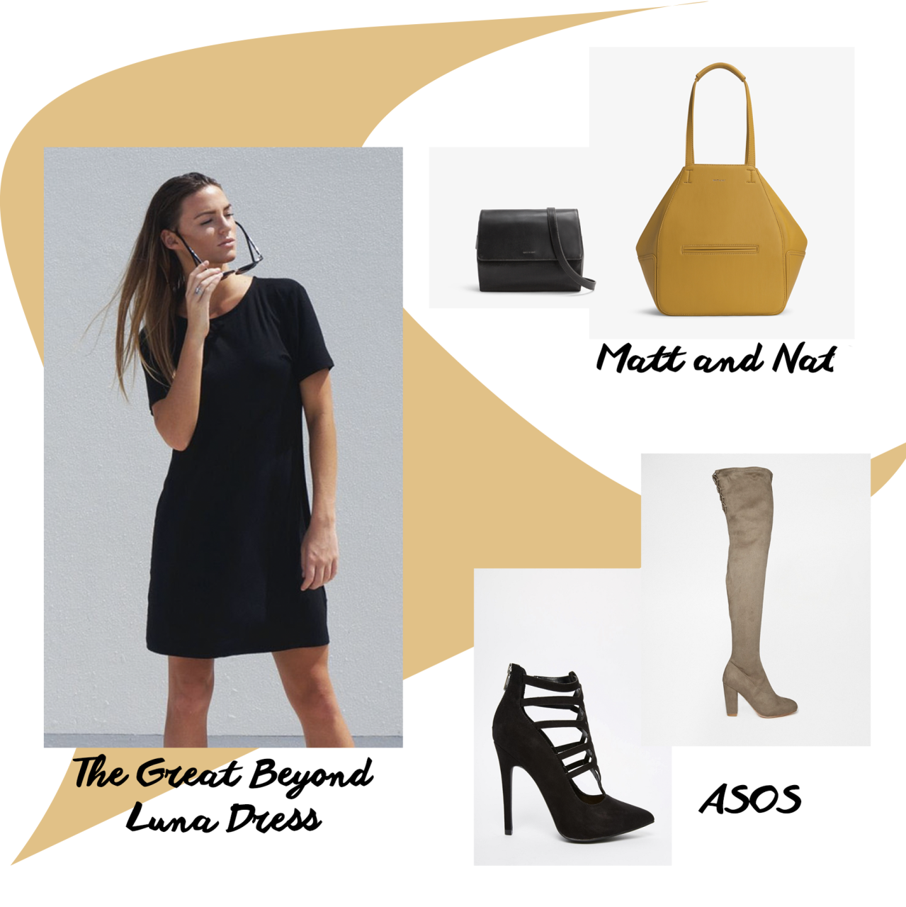 style-file-the-great-beyond-vegan-fashion-luna-short-dress-black-asos-matt-and-natt-bamboo-clothing